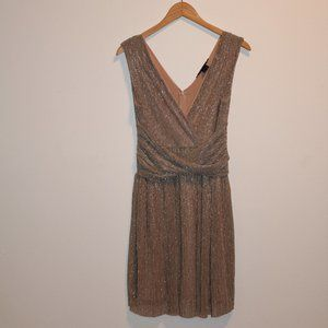 French Connection Shimmery Cocktail Dress